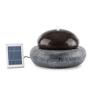 Blumfeldt Ocean Planet suihkulähde 200l/h aurinkopaneeli 2w akku LED polyresiini
