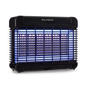 Waldbeck Mosquito Ex 5500 11 W 150 m² LED-valot hyönteisastia ketju musta