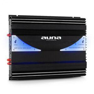 Auna AMP-CH04 4-kanavainen autovahvistin 2 800 W