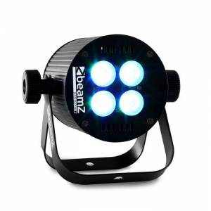 Beamz LED PAR valoefekti 4 x 8W RGB-LED DMX