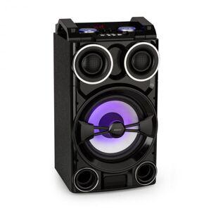 Fenton LIVE102 Party Station 300W USB-/BT-mediasoitin RGB-LED kaukosäädin