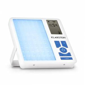 Klarstein Blue Sun valosuihku valoterapia 400 Lux