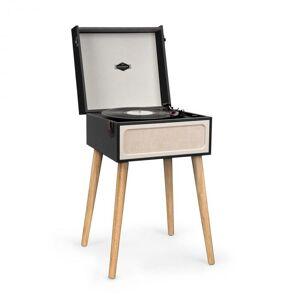 Auna Sarah Ann levysoitin bluetooth USB 33, 45 ja 78 rpm musta/kermanvärinen