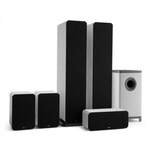Numan Octavox 751 MKII – 5.1 äänijärjestelmä valkoinen