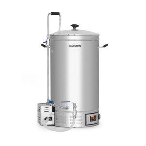 Klarstein Brauheld käymiskattila 35 litraa 30-140 °C sekoituspumppu ruostumatonta terästä