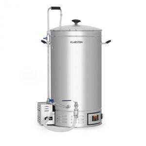 Klarstein Brauheld käymiskattila 45 litraa 30-140 °C sekoituspumppu ruostumatonta terästä