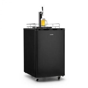 Klarstein Big Spender Single jääkaappi oluttynnyrille kokonaissetti tynnyreille 50 litraan asti
