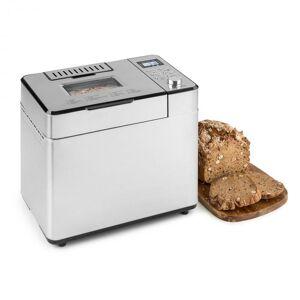 Klarstein Brotilde Family leipäkone 14 ohjelmaa LCD-näyttö ruostumatonta terästä