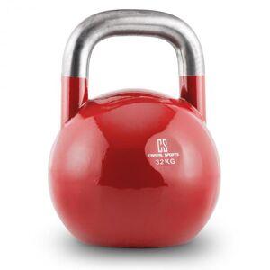 Capital Sports Compket 32 Competition Kettlebell kahvakuula teräs 32kg punainen