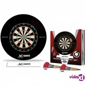 XQmax Darts Tikkataulu TournamentSet QD7000400