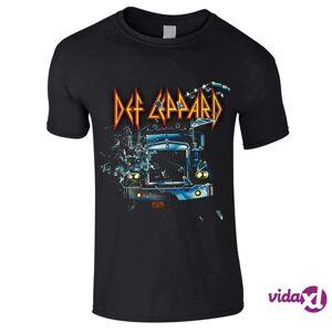Def Leppard - On through the night Kids t-shirt (152cm, 11-12 Y)