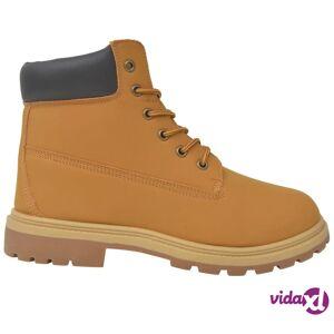 vidaXL Miesten kengät Väri: kameli Koko 41
