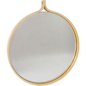 Swedese-Comma Mirror Ash Nature Ø40