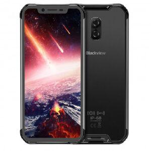 Blackview BV9600 Pro IP69K -älypuhelin - Harmaa