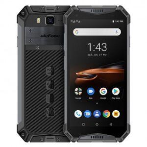 Ulefone Armor 3W älypuhelin - Musta