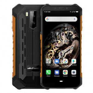 Ulefone Armor X5 IP68-älypuhelin, Android 10 - Oranssi