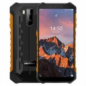 Ulefone Armor X5 Pro edullinen IP68 älypuhelin - Punainen