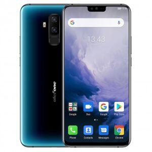 """Ulefone T2 älypuhelin 6.7"""" näytöllä - Sininen"""