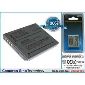 Cameron Sino Panasonic DMW-BCH7  DMW-BCH7E akku - 690 mAh