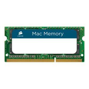 Corsair DDR3 4GB 1x4GB 1066MHz 7-7-7-20 SODIMM Apple Qualified Unbuffered Apple Qualified Apple iMac MacBook and MacBook Pro