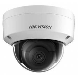 HIKVISION 4MP DF DOME FIXED 2.8MM IR30 IP67 IK10