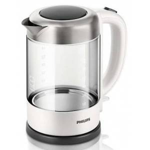 Philips AVANCE COLLECTION KETTLE 2 200W, GLASS/METAL
