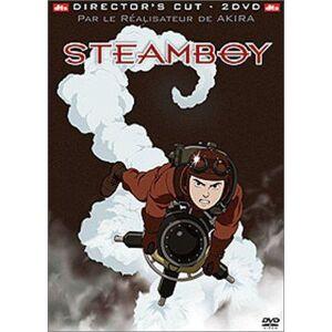 Steamboy - Deluxe Double Disc Gift Set (NIB) (Region 2) DVD (Käytetty)