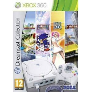 Microsoft Dreamcast Collection Xbox 360