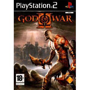 God Of War II PS2 (Käytetty)