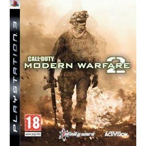 Call of Duty: Modern Warfare 2 PS3 (Käytetty)