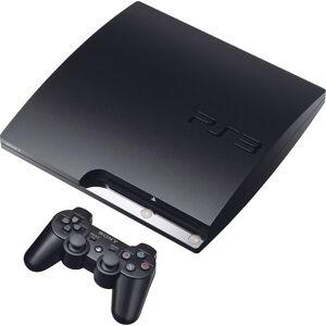 Playstation 3 Slim 160 GB PS3 (Käytetty)