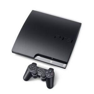 Playstation 3 Slim 120 GB PS3 (Käytetty)