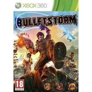 Microsoft Bulletstorm Xbox 360