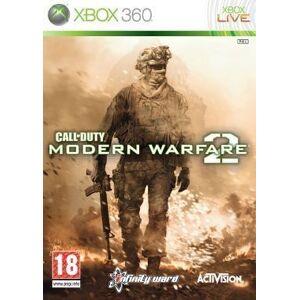 Call of Duty: Modern Warfare 2 Xbox 360 (Käytetty)