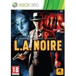 Microsoft L.A. Noire Xbox 360