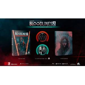 Vampire The Masquerade Bloodlines 2 Unsanctioned Edition PS4