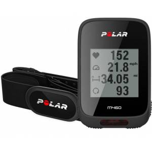 Polar M460 HR GPS pyöräilytietokone  - unisex