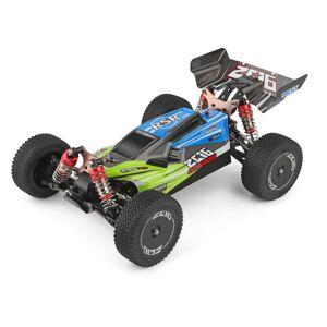 WL Hobby Buggy 1:14 scale 4WD 2.4G 60km/h sininen/vihreä RC-auto