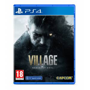 Resident Evil: Village PS4