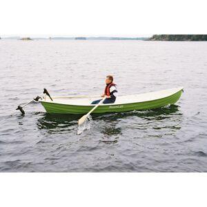 SUOMI-VENEET Suomi 470 vihreä 1-kuorimalli soutuvene