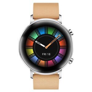 Huawei Watch GT 2 42mm Khaki Leather älykello
