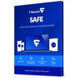 F-Secure SAFE 12 kk 5 laitetta tietoturvaohjelma