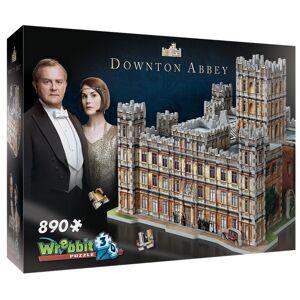 Wrebbit Downtown Abbey 850p 3D palapeli