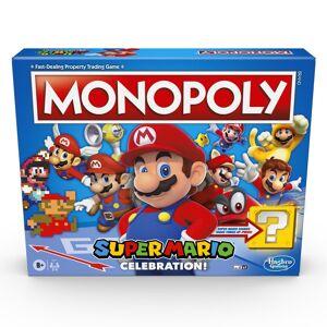 Hasbro Monopoly Super Mario Celebration peli (englanninkielinen)