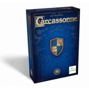 LAUTAPELIT.FI Carcassonne 20v juhlapainos lautapeli