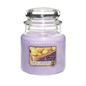 Yankee Candle Classic Medium - Lemon Lavender