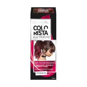 L'Oréal Colorista Hair Makeup, Raspberry 13