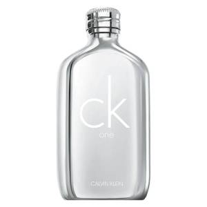 Calvin Klein CK One Platinum Eau De Toilette 100 ml