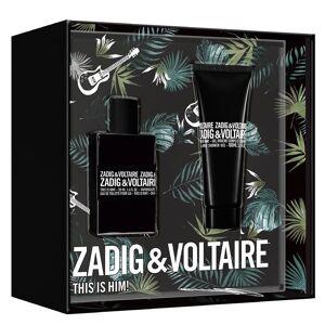 Zadig & Voltaire This Is Him Eau De Toilette Lahjapakkaus