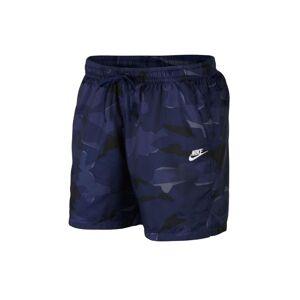 Miesten shortsit Nike NSW Club Camo Woven Short M AR2922-410